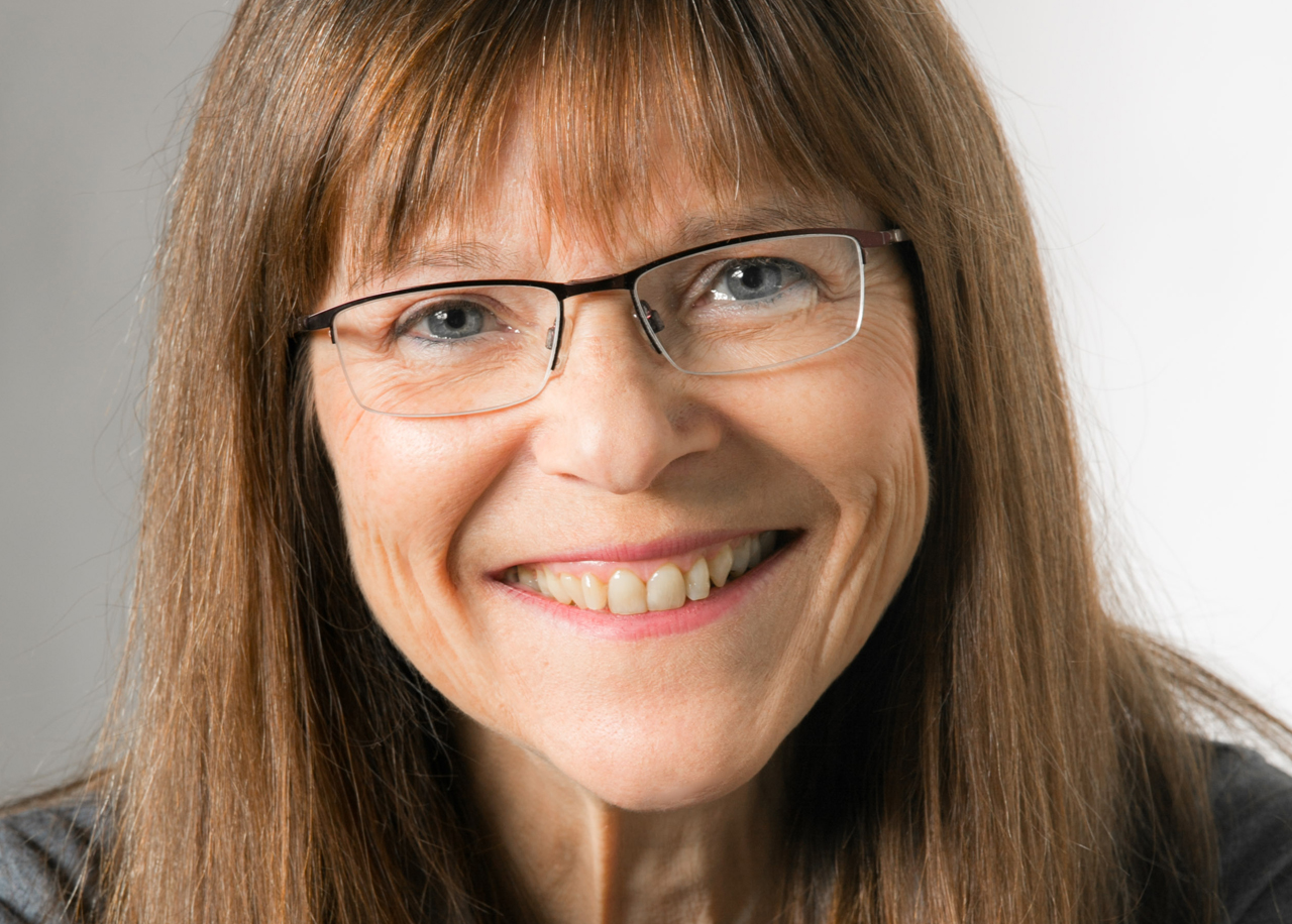 Photo portrait d'Anne-Marie Provencher